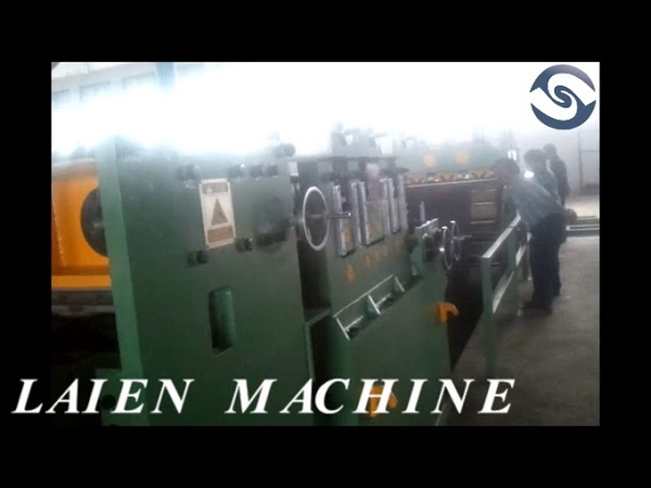 Automatic cut to length machine line for hot-rolled coil