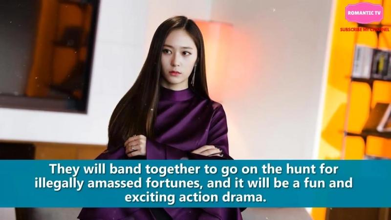 Видео ИГРОК Новая дорама 2018 _Player_ Upcoming Drama 2018 - Song Seung Heon f(x)'s Krystal (5)