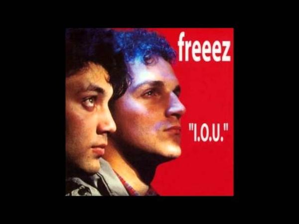 Freeez I.O.U. (Extended Mix) HQ