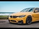 BMW F80 M3 LCI 2 II Competition New Mods Exhaust M Performance BC Forged Wheels