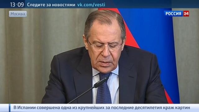 Новости на Россия 24 • МИД РФ: мы поддержим любую договоренность сирийцев по