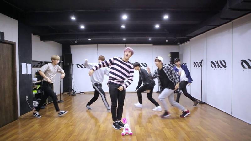 SNUPER(스누퍼) '너=천국' 안무영상 거울모드 (Mirrored Dance Practice)