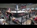 Kawato Liger Tiger Mask Henare Makabe vs Desperado Taichi Michinoku Iizuka Kanemaru NJPW New Year Dash 2018