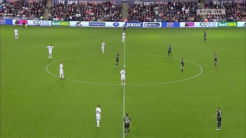 Swansea leeds united