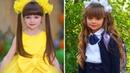 Школа замерла в восхищении самая красивая девочка в мире пошла в первый класс Настя Князева