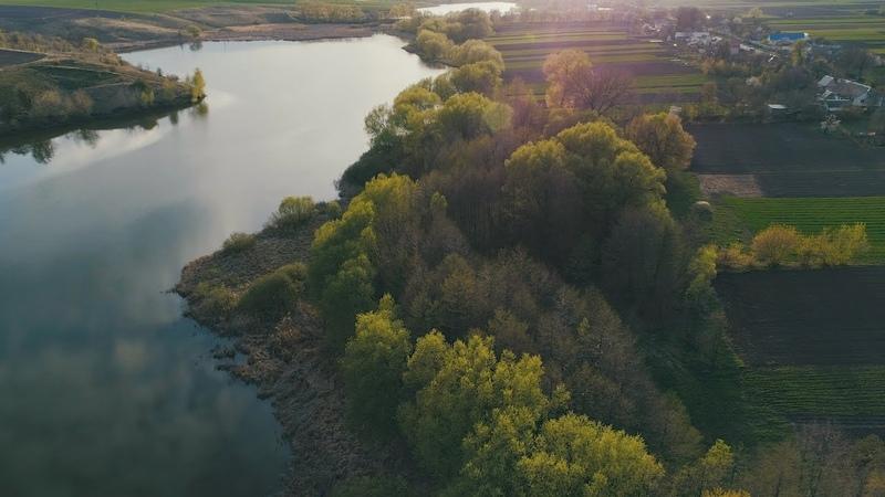 Українська весна - відео з коптера - IVORY Films 4K Україна аэросъемка