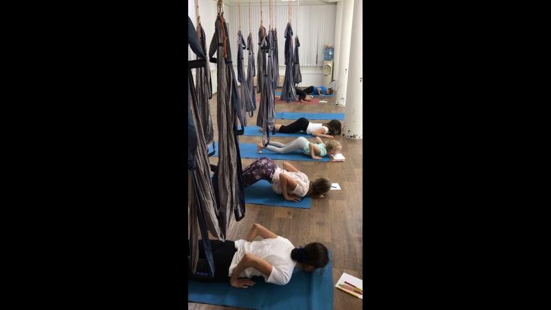 Детская Йога 7-14 лет Студия «Йога Тайм»