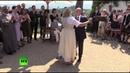 Владимир Путин посетил свадьбу главы МИД Австрии