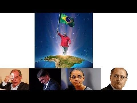 Traz o Lula de volta que ele resolve! Nova pesquisa mostra que o judiciário tucano não engana mais!
