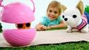 Распаковка куклы ЛОЛ Петс - Игрушки для девочек