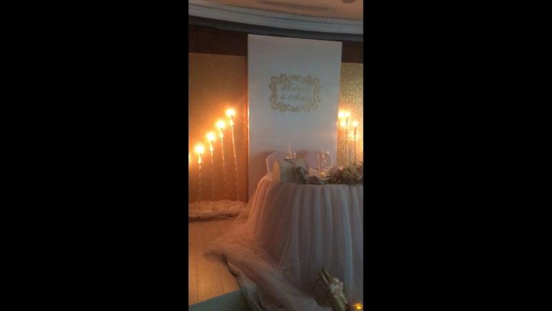 Свадебный декор, КТЦ «Венское кафе»
