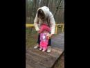 С бабушкой в танц лесу