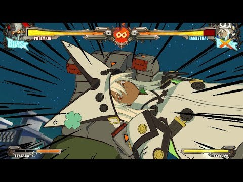 Guilty Gear Xrd Rev2 - Heavenly Potemkin Buster Translation