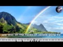 Louis Armstrong What a wonderful world Free online karaoke song with lyrics on the