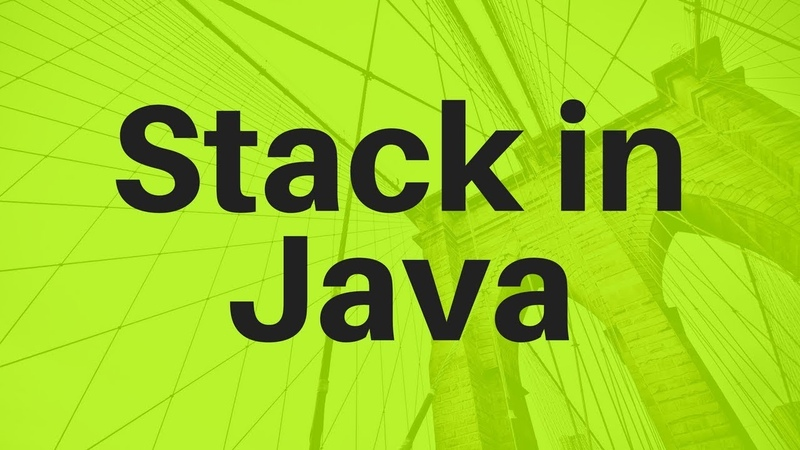 11 Stack Implementation using Java Part 2 | Size and isEmpty Methods