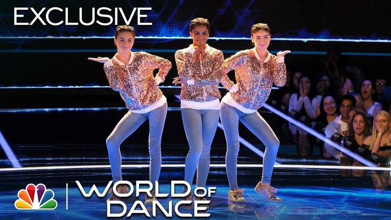 Arizona Teens Perform to Justices D.A.N.C.E- World of Dance 2018 The Duels (Exclusive)   Danceproject.info