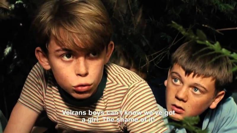 War of the Buttons / La Guerre des boutons (2011) - Trailer (English subtitles)
