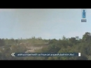 Syria HTS released the video showing ATGM Fagot strike yesterday against a tank in Latakia CS.