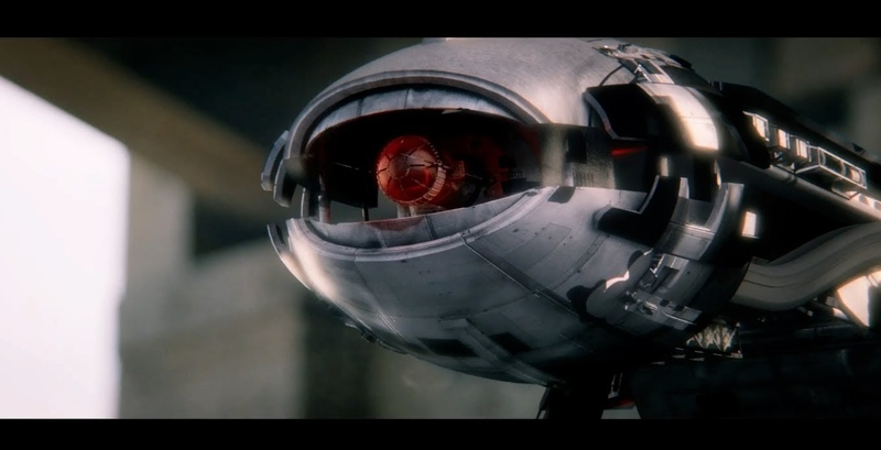 Shifter - Live Action Sci-fi Short - CGI by The Hallivis Brothers HD