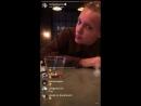 Erika Linder via Insta Live Stream (Sep 4) Part 2