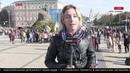 В Киеве возле Софийского собора прошла благодарственная молитва за автокефалию 14 10 18