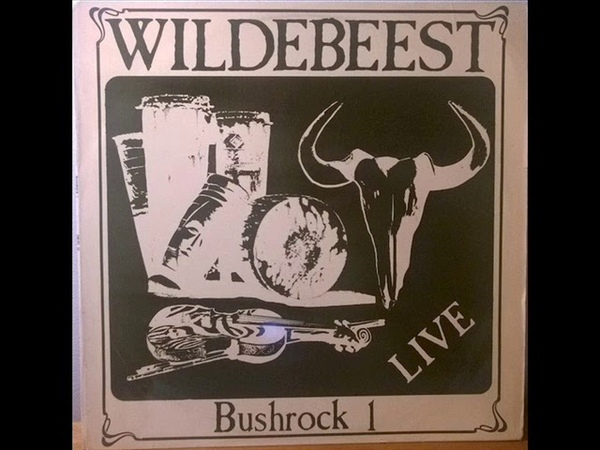 Wildebeest – Russian And Chips ( 1981, Prog/Folk Rock, South Africa ) [Live]