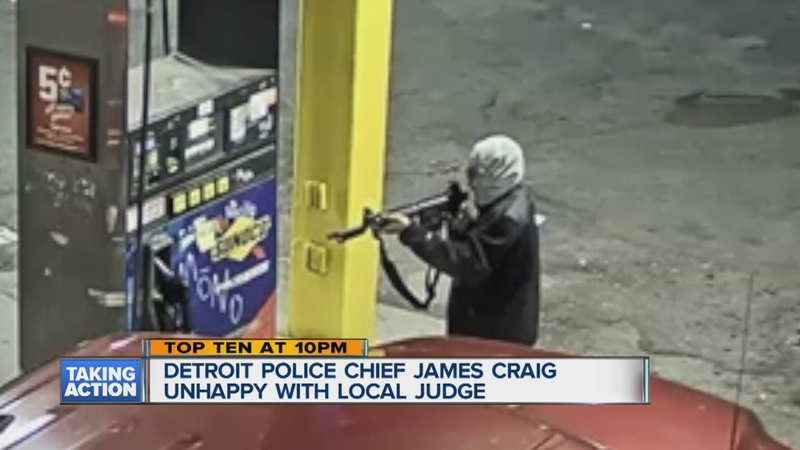 Chief angry over robbery suspect release