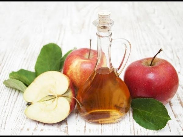 ★ Яблочный УКСУС избавит от грибка ног и молочницы. Разбавь 2 ч. л. уксуса в 1 стакане воды