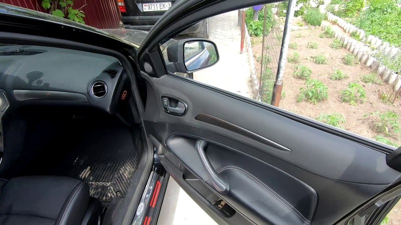Форд Мондео 4 регулировка дверей, провисли двери