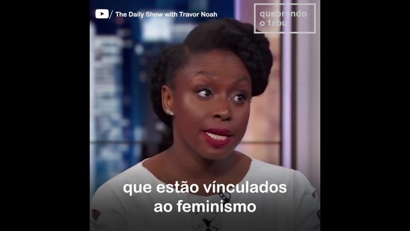 Vc sabe o que é feminismo ?