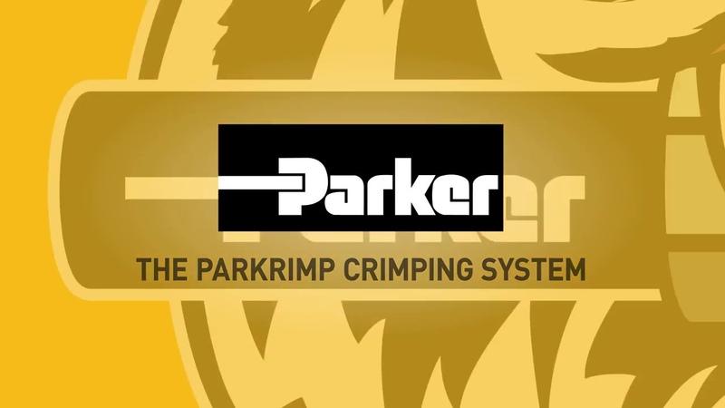 Parker Crimper video