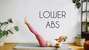 Madie Lymburner - Lower Abs Workout   Тренировка для нижнего пресса