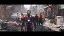Avengers Infinity War 2018 - Iron Man Bleeding Edge Armor Suit Up HD