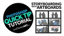 QUICK TIP Photoshop Storyboarding with Artboards