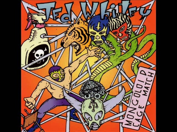 Jed Whitey - Mongoloid Cage Match (Full Album)