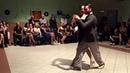 Maria Filali Giampiero Galdi - Esibizione Fienile di Viareggio - Tango - Danza Maligna
