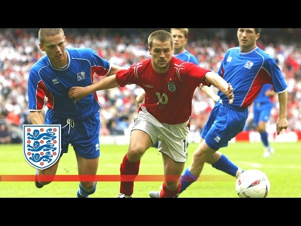 England 6-1 Iceland (2004 FA Summer Tournament) | From The Archive