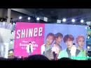 180731 SHINee - I Want You JPN VERSION - Sunny Side Fansign Odaiba