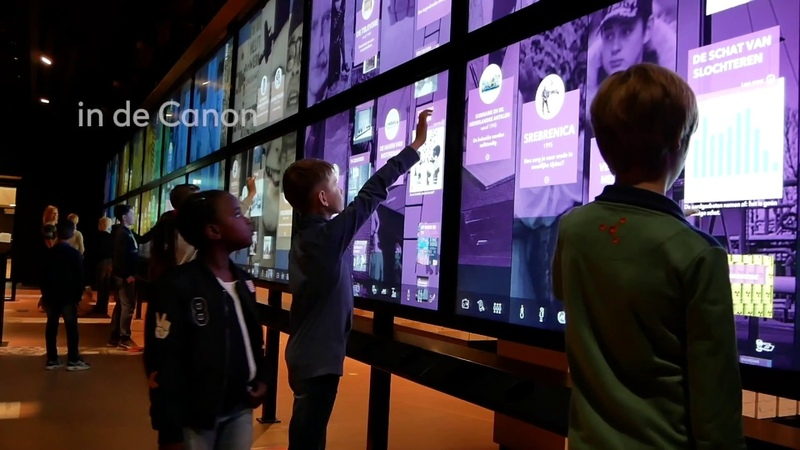 De Canon Van Nederland in het Nederlands Openluchtmuseum