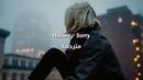 Halsey Sorry مترجمة