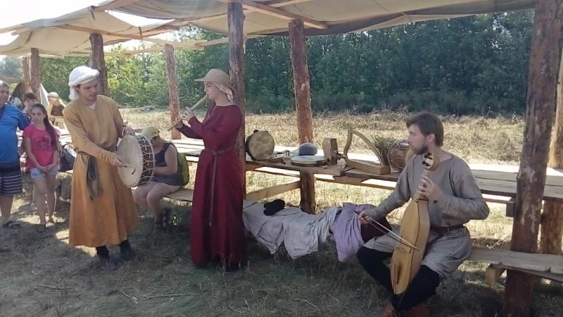 05 08 2018 Кинель Черкассы фестиваль Ратное дело