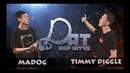 DAT Рэп Айтыс 2-жұп MADOG vs Timmy Diggle