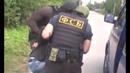 ФСБ на задержании завербованного ИГИЛовца СБУ Украины оперативная съёмка