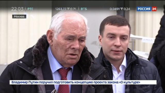 Новости на Россия 24 • Леонид Рошаль о деле гематолога Елены Мисюриной: она не убийца, она врач