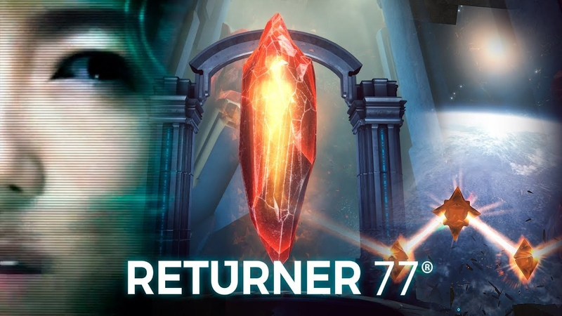 RETURNER 77 - A Space Mystery Puzzle Game Announcement Trailer (Extended) iOS Game