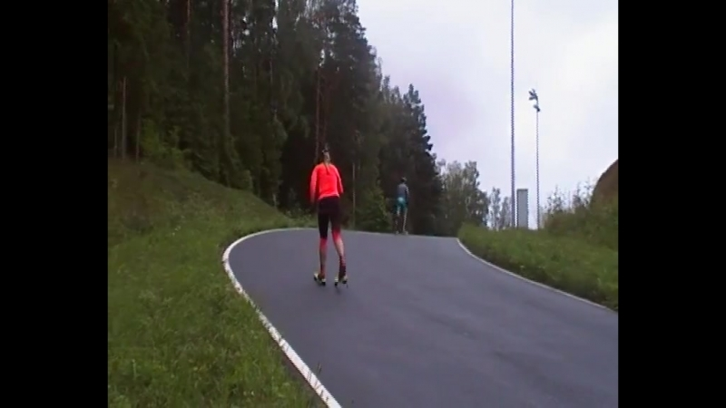 Сбор лыжников сборной Коми в Раубичи, Белоруссия