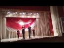 Выступление дружины юных пожарных