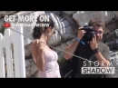 Alessandra Ambrosio doing a photoshoot at Eden Rox hotel in Antibes 480 X 854 .mp4