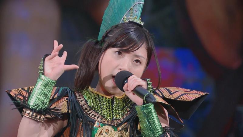 Momoiro Clover Z - Gorilla Punch [Tohjinsai 2016]