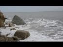 Море и камень волн